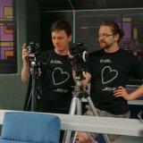 Bratři v triku - kamera A a B.