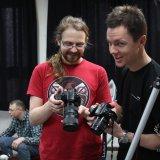 Kluci (kameramani) v akci
