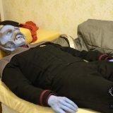 Mučení Mendona maskou
